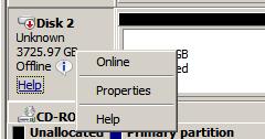 set-drive-online